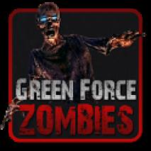 Green Force: Zombies dvd cover