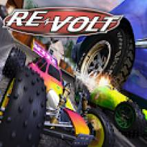 RE-VOLT dvd cover