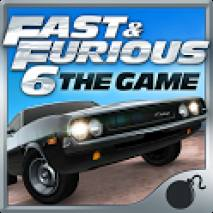 Fast & Furious 6: The Game Cover