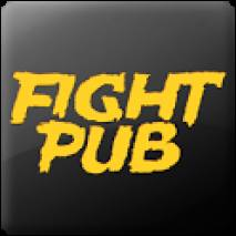 Fight pub: The game dvd cover