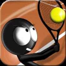 Stickman Tennis Cover