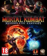Mortal Kombat Komplete Edition poster