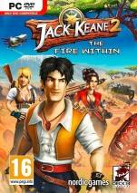 Jack Keane 2 - The Fire Within dvd cover