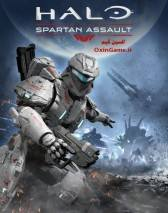 Halo: Spartan Assault poster