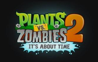 Plants vs Zombies 2 Cover
