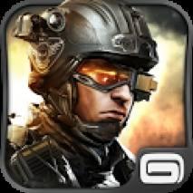 Modern Combat 4: Zero dvd cover