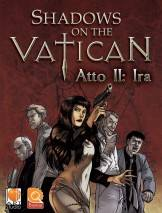 Shadows on the Vatican - Act II: Wrath dvd cover