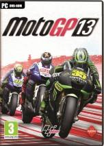 MotoGP 13 dvd cover