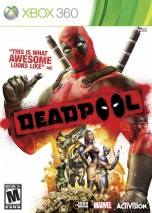 Deadpool dvd cover