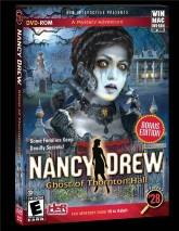 Nancy Drew: the Ghost of Thornton Hall dvd cover