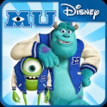 Monsters University dvd cover