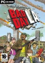American McGee Presents Bad Day LA dvd cover