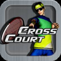 Cross Court Tennis dvd cover