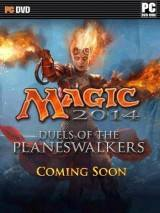 Magic 2014 — Duels of the Planeswalkers dvd cover