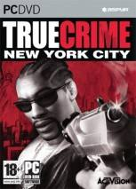 True Crime: New York City dvd cover