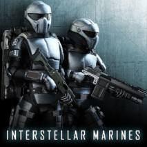 Interstellar Marines dvd cover