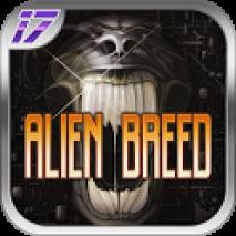 Alien Breed dvd cover