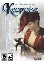 Keepsake dvd cover