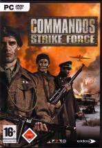Commandos: Strike Force dvd cover
