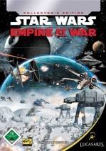 Star Wars: Empire at War dvd cover