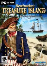 Destination: Treasure Island dvd cover