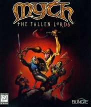 Myth: The Fallen Lords dvd cover