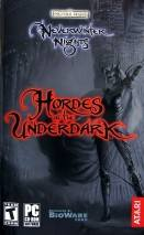 Neverwinter Nights: Hordes of the Underdark dvd cover