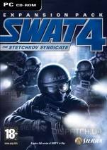 SWAT 4: The Stetchkov Syndicate dvd cover