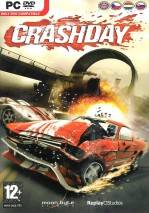 Crashday dvd cover