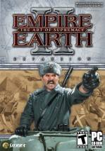 Empire Earth II: The Art of Supremacy dvd cover
