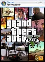 GTA V dvd cover