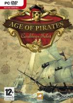 Age of Pirates: Caribbean Tales dvd cover