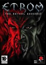 Etrom: The Astral Essence dvd cover
