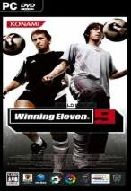 World Soccer Winning Eleven 9 dvd cover
