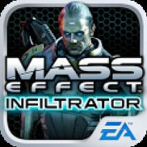 MASS EFFECT™ INFILTRATOR dvd cover