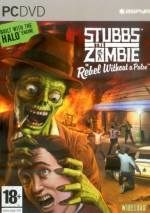 Stubbs the Zombie in Rebel Without a Pulse poster