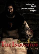 The Inquisitor – Book 1: The Plague dvd cover