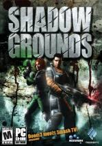 Shadowgrounds dvd cover