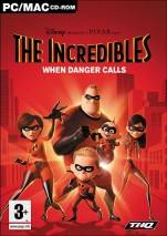 The Incredibles dvd cover