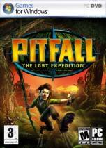 Pitfall: The Lost Expedition Cover