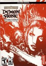 Forgotten Realms: Demon Stone dvd cover