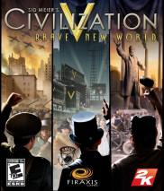 Sid Meier's Civilization V: Brave New World dvd cover