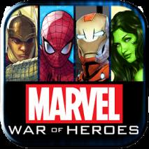 MARVEL War of Heroes dvd cover