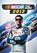 NASCAR: The Game 2013 dvd cover