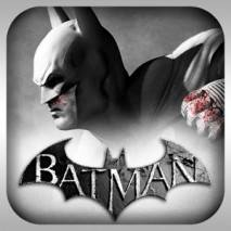 Batman: Arkham City: Lockdown dvd cover