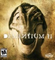 Dementium II dvd cover