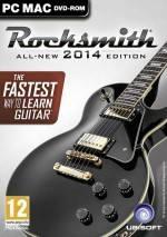 Rocksmith 2014 Edition poster