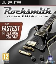 Rocksmith 2014 Edition Cover
