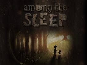 Among the Sleep dvd cover
