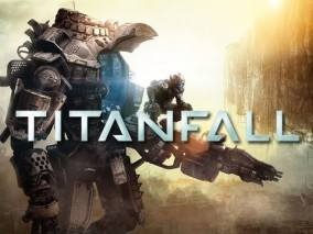 Titanfall dvd cover